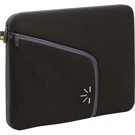 "Case Logic Pla-14 14"" Laptop Sleeve - Black"