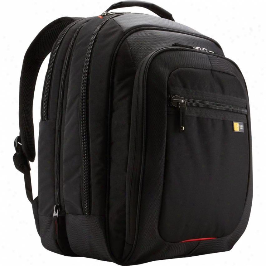 Case Logic Zlbs-116 Check Point Friendly 16-inch Laptop Backpack - Black