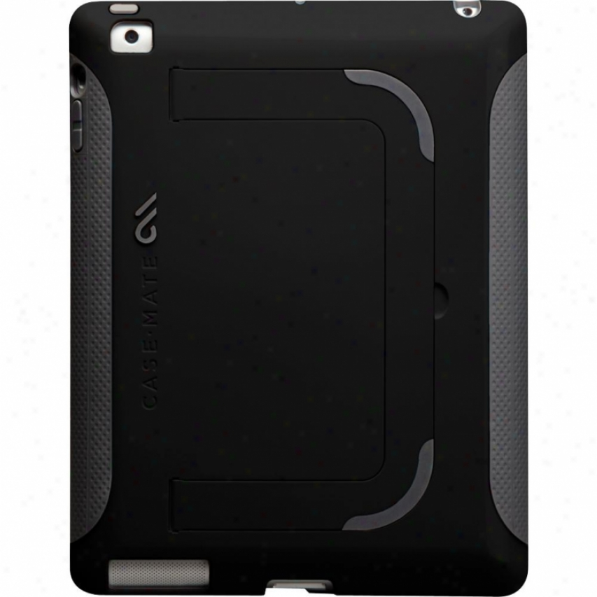 Casemate New Ipad 3 Pop Case With Be placed - Black Cm020463