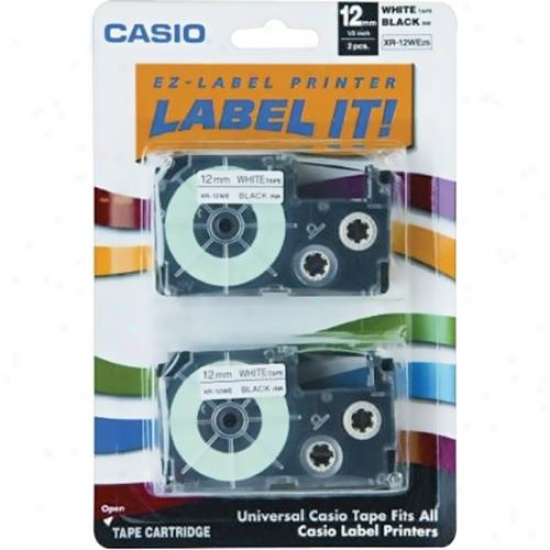 Casio 12mm Labeling Tape