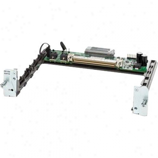 Cisco Network Module Adapter For Sm