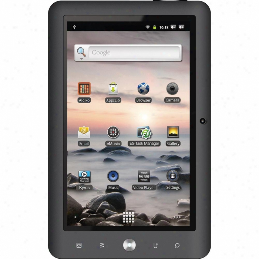 """Coby 7"""" Tablet Middle With Touchscreen - 4gb - Android 2.3 - Mid7125-4g"""