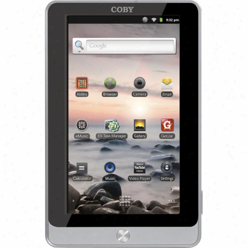 Coby Kyros Android Tablet Mid70164gsv