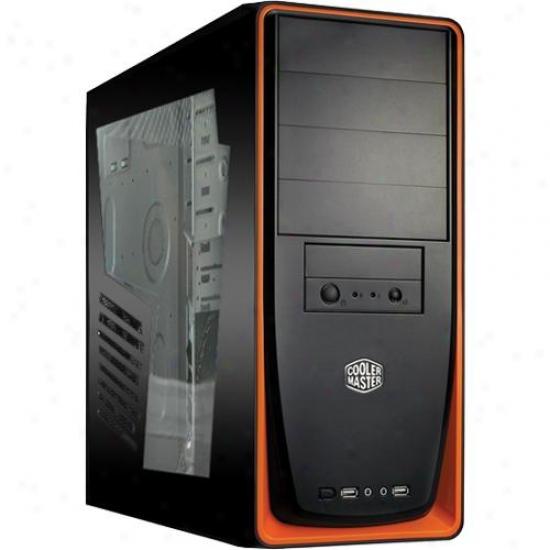 Cooler Master Elite 310 Orange Color