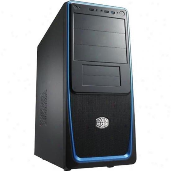 Cooler Master Elite 311 Blue W/420w Psu