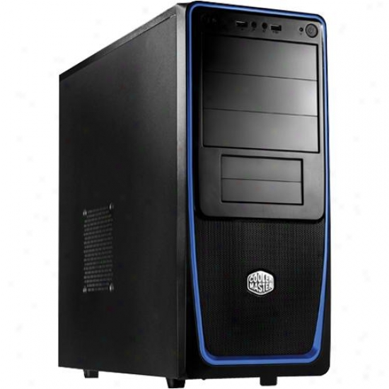 Cooler Master Elite 311 Blue W/side Window