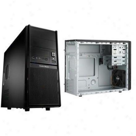 Cooler Master Elite 342, M-atx Case, W/o Psu