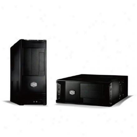 Cooler Master Elite 360 Desk/htpc W/ Psu