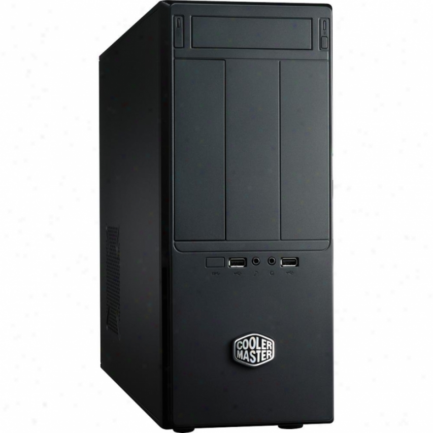 Cooler Master Elite 361 Mini Tower Black Rc-361-kkn1