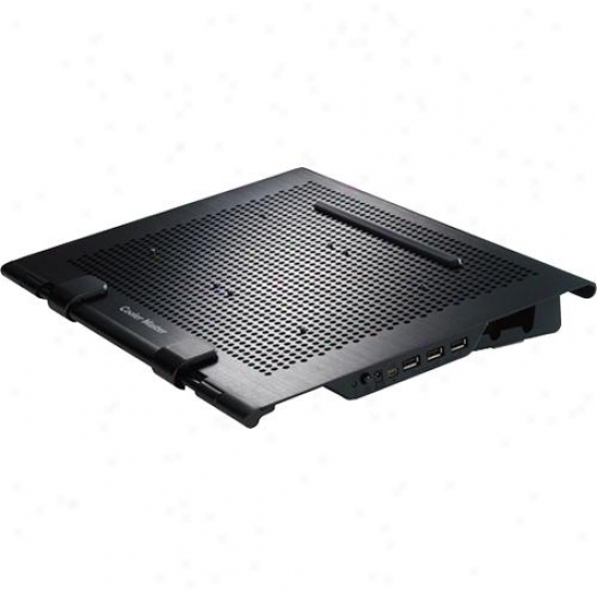 Cooler Master Notepal U Be upon the feet Aluminum Notebook Stand With Dual Movable Fan