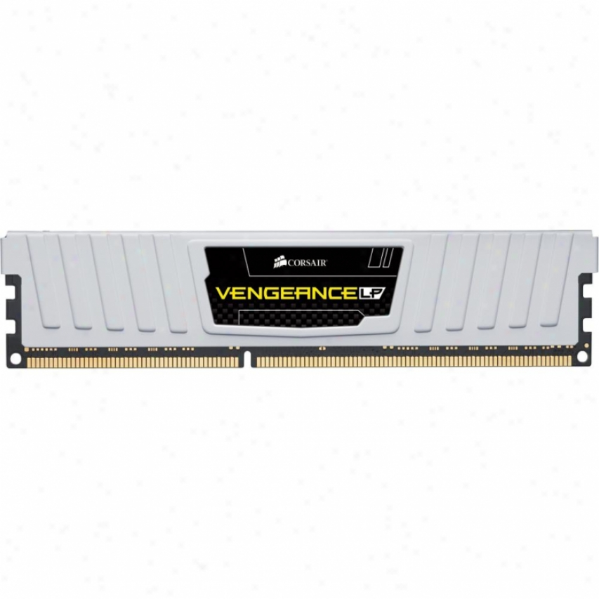 Corsair Vengeance Low Profile White - 1.35v 8gb Dual Channel Ddr3 Memory Kit