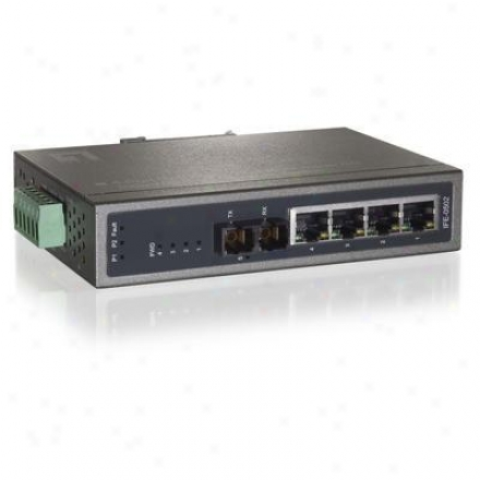 Cp Technologies 4-port Poe 10/100 Switch