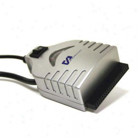 Cp Technologies Usb 2.0 To Ide Adapter W/power