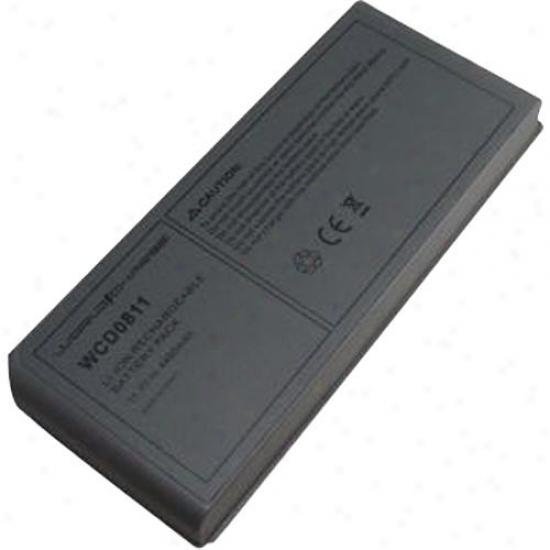 Cp Technologies Wc Li-ion 11.1v Dc Dell Batter Wcd0811