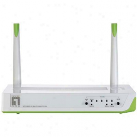 Cp Technologies W/less N Broadband Router