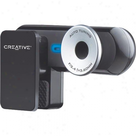 Creagive Labs 73vf047000009 Live! Cam Notebook