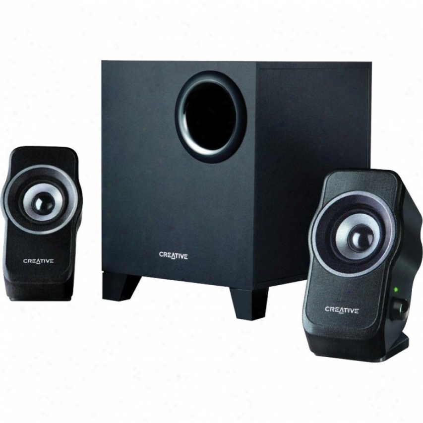 Creative Labs Creative A220 Speakers