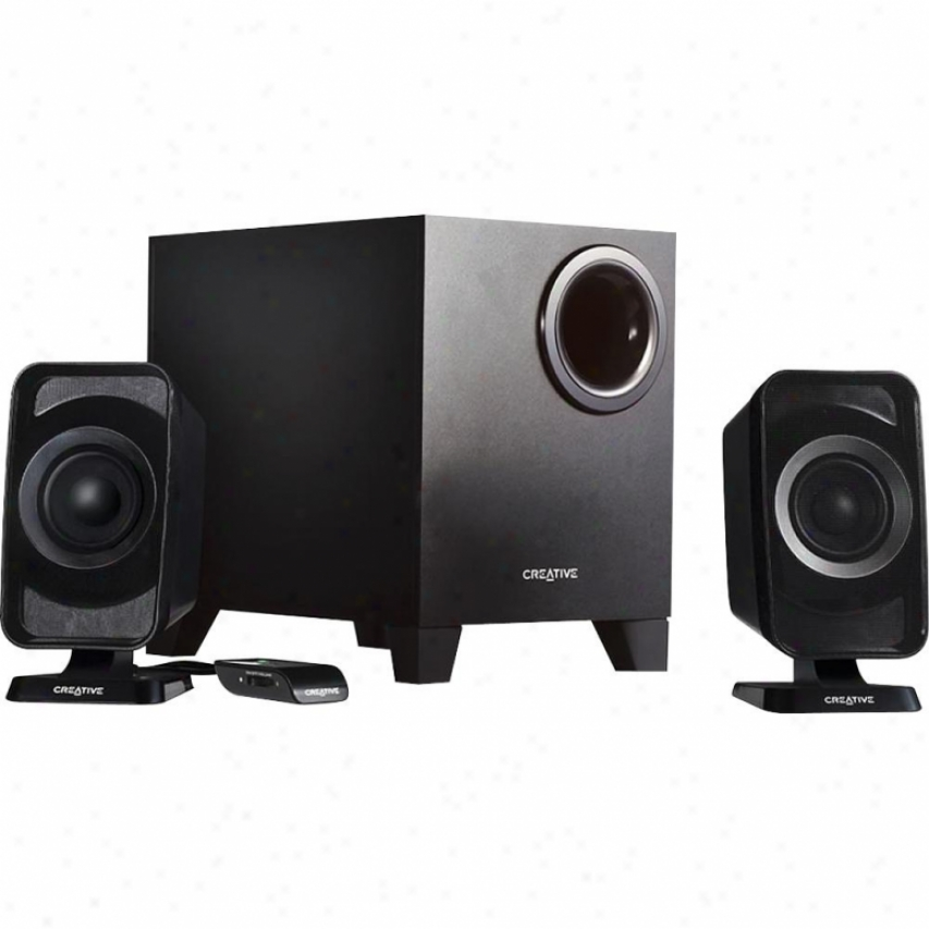 Creative Labs Inspire T3130 2.1 Speaker Systems