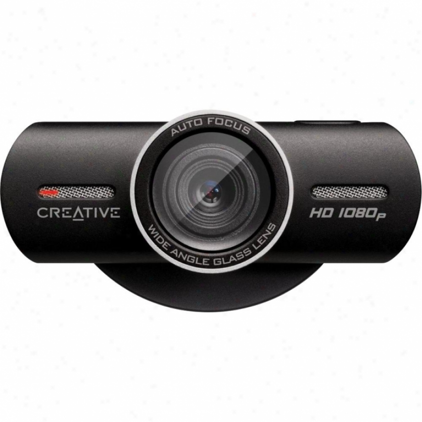 Creative Labs Live! Cam Socalize Hd 1080