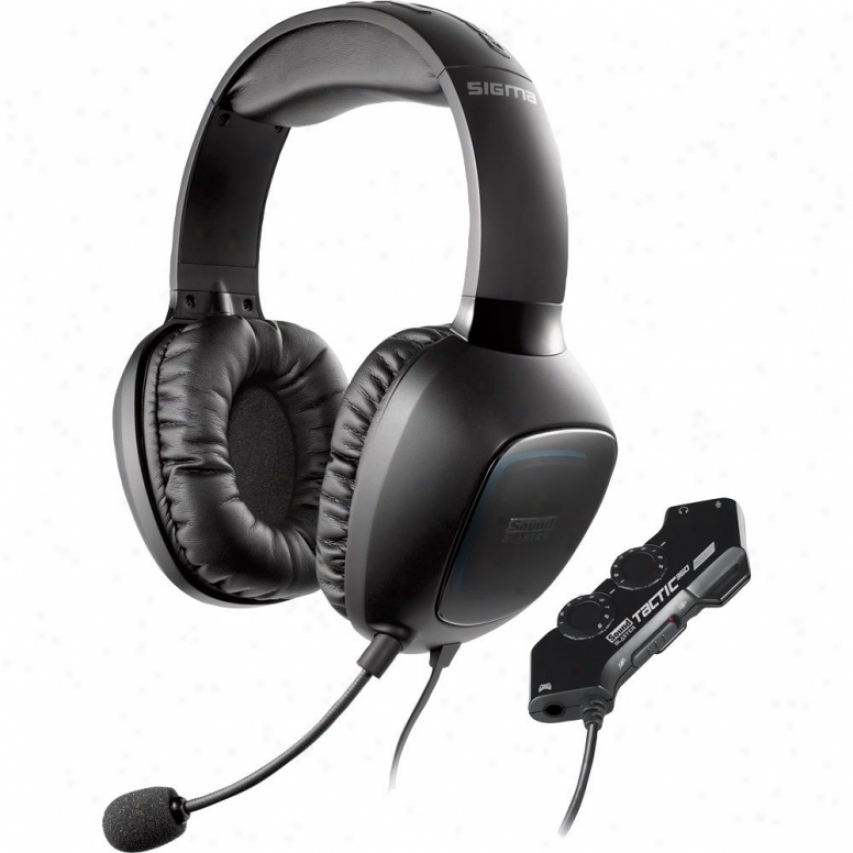 Creative Labs Sound Blaster Tactic360 Sigma