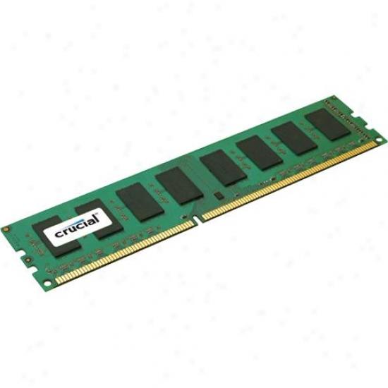 Crucial 12864aa667 1gb Ddr2 Pc2-5300 Sdram Memory Module