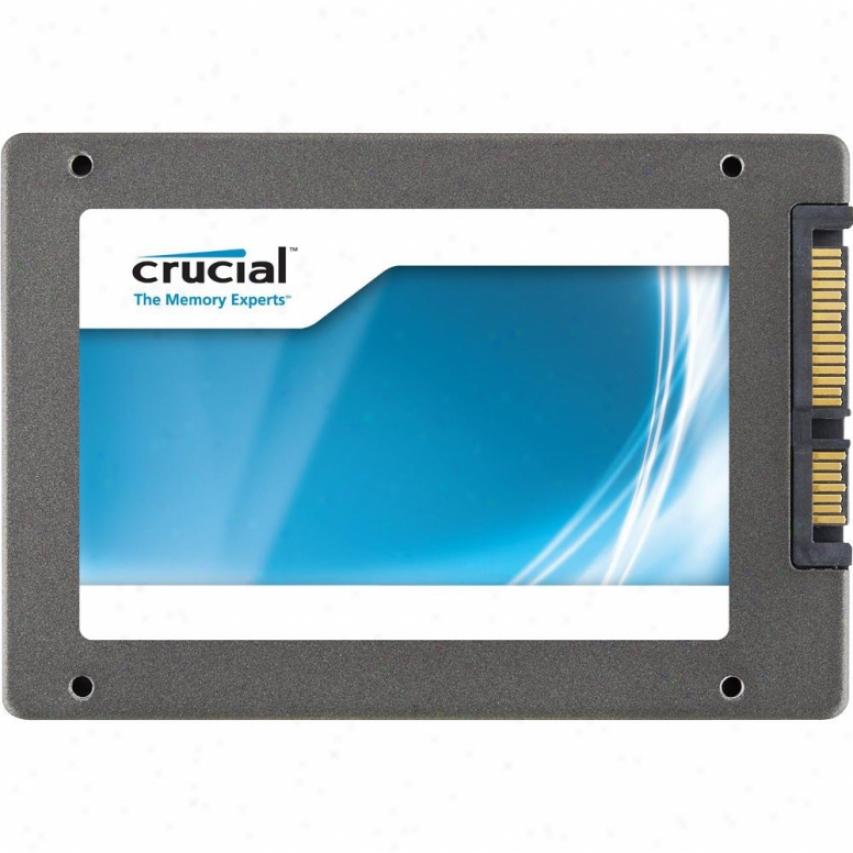 """Crucial 256gb M4 2.5"""" Sata Solid Sttate Drive"""