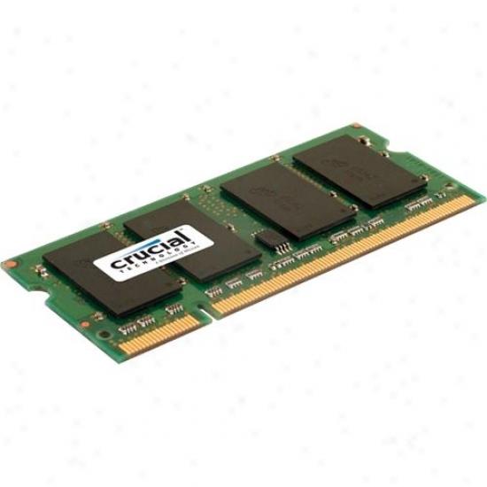 Crucial Ct12864ac667 1gb Ddr2 Pc2-5300 Memory Module