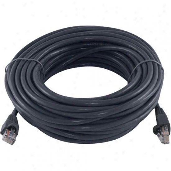Cuberpower 50' Cat5e Cable Dark Grey