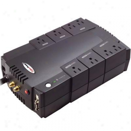 Cyberpower 685va 390w Ups W Ave