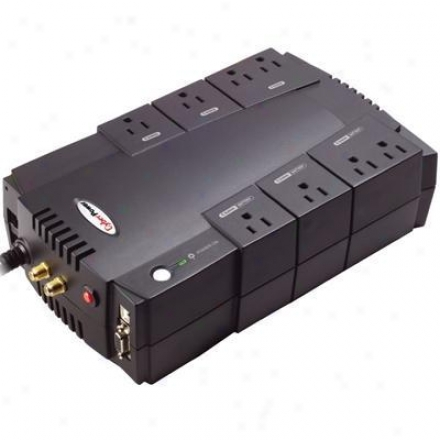 Cyberpower 800va 450w Ups W Avr