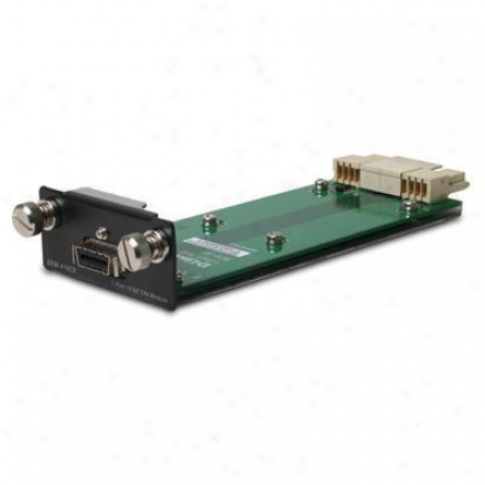 D-link Cx4 Module 1-port 10ge