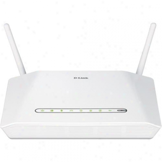 D-link Dhp-1320 Wireless N Powerline Router
