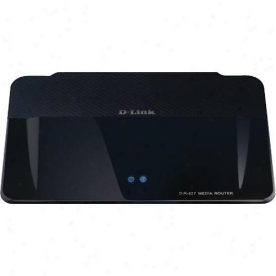 D-ink Dir-827 Ampkifi Hd Media Router 2000
