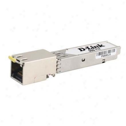 D-link Sfp 10/100/1000mbps Rj45