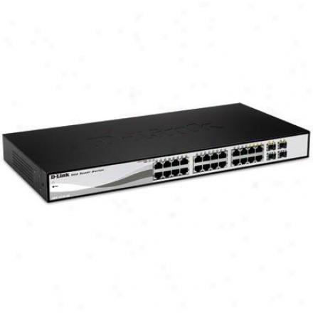 D-link Web Smart 24-port 10/100/1000m