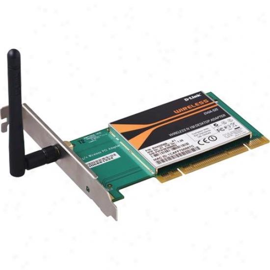 D-link Wireless 150 N Desktop Adapter