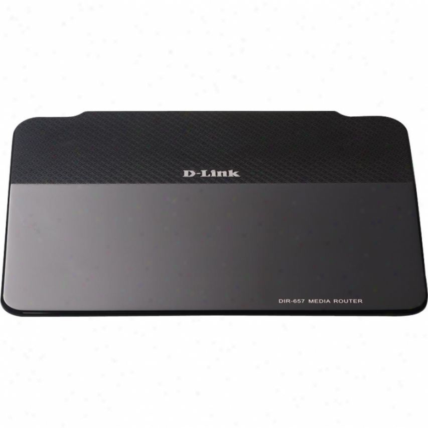D-link Wireless N Hd Media Router 1000 Dir-657