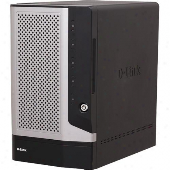 D-link Xstack 4x1gbe Iscsi San Marshalled force