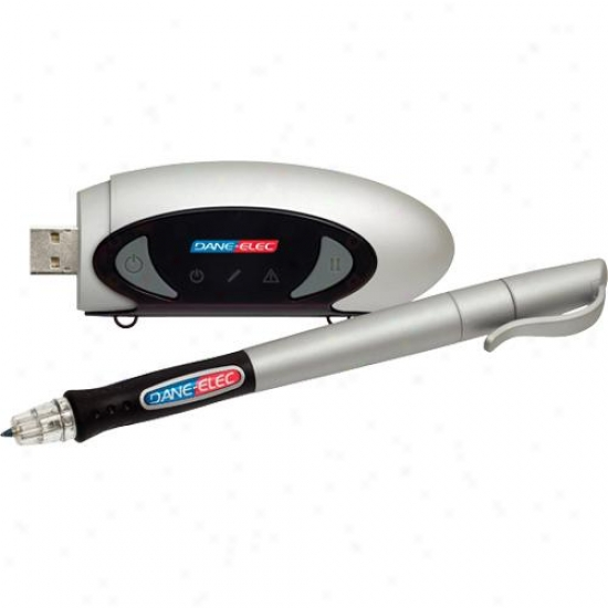 Dane-elec Zpen Digital Pen And Receiver