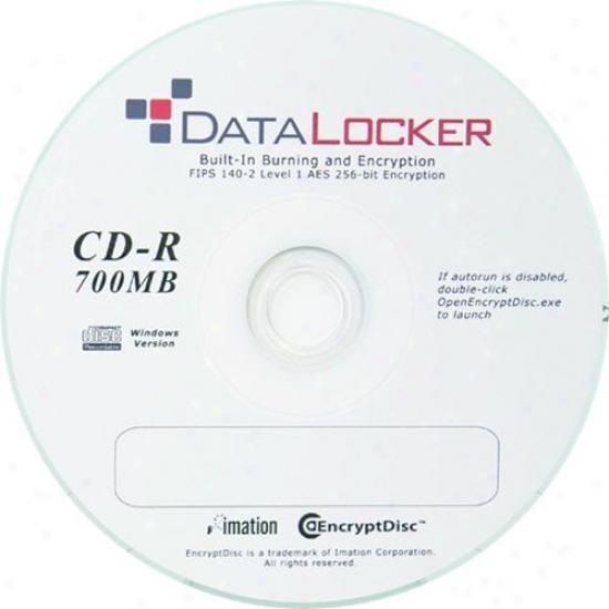 Data Locker Securedisk Encrypte 10pk