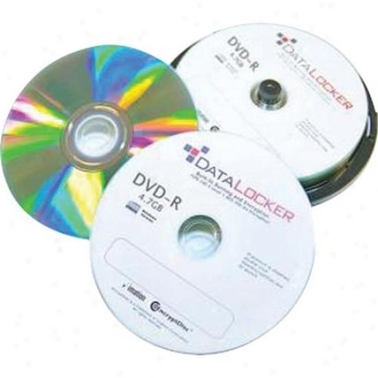 Data Locker Securediskdvd Encypte 100pk