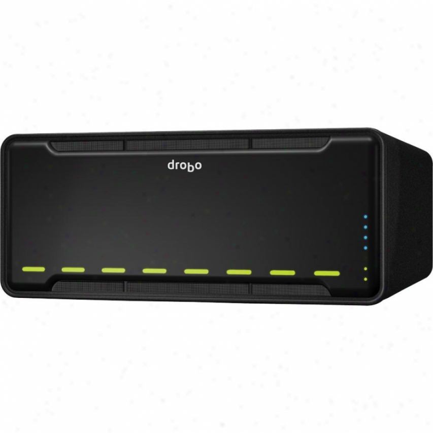 Data Robotics Drobo Storage For Business B800i - Hard Drive Array - 8 Bays