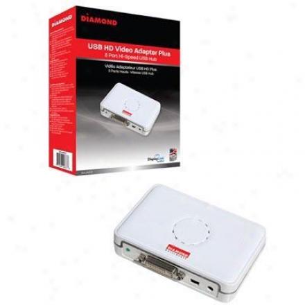Diamond Bizview Video Card W/usb Ports