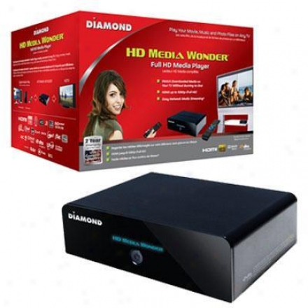 Diamond Hd Media Wonder 1000