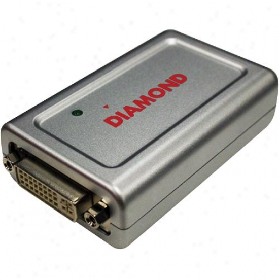 Diamond Multimedia Bvu195 Hd Usb Graphics Expand Adapter