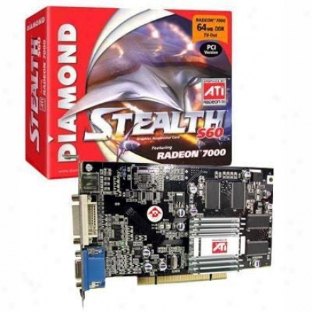 Diamond Radeon 7000 64mb Pci