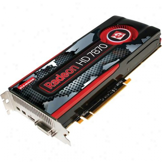 Diamond Radeon Hd 7870 Pci-e