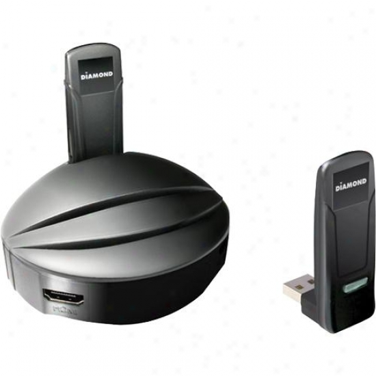 Diamond Wireless Pc To Tv Hdmi
