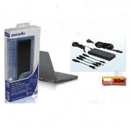 Digipower Solutions 90w Notebook Ac Adapter