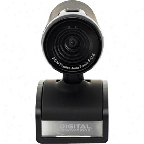 Digital Innovations Chatcam Pro 2.0 Mp Webcam